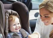 Wybieramy pierwszy fotelik samochodowy dla niemowlaka