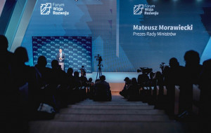 O polskiej gospodarce na II Forum Wizja Rozwoju