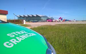 Nieśmieszny żart o bombie na lotnisku w Gdańsku