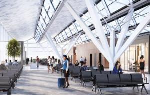 Lotnisko ogłosiło drugi przetarg na pirs przy terminalu pasażerskim