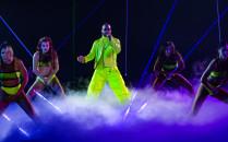 Maluma rozgrzał publiczność w Ergo Arenie