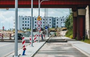 Okolice Jabłoniowej w Gdańsku. Nowe osiedla i infrastruktura