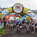 Michał Bogdziewicz wygrał rowerowy maraton Lang Team w Gdańsku