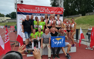Mistrzostwa Polski U-20. Osiem medali trójmiejskich lekkoatletów
