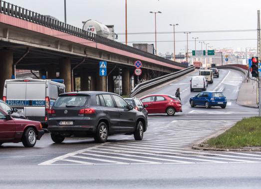 Remont dylatacji utrudni przejazd Estakadą Kwiatkowskiego