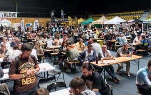 Festiwal piw rzemieślniczych w Gdynia Arenie