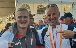 Cyprian Mrzygłód mistrzem Europy U-23 w rzucie oszczepem