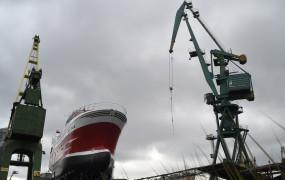 Sejmowa komisja zajmie się sytuacją stoczni Nauta