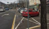 Gdynia: auta osobowe zajmują miejsca parkingowe dla dostawców