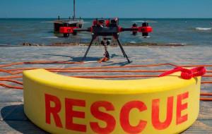 Gdyński dron ratuje tonących, ale nie w Trójmieście