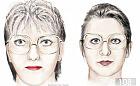 Wizerunki kobiet, które okradły starszą panią