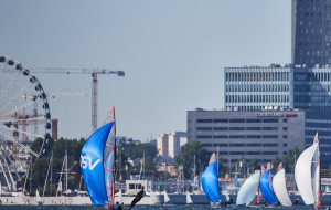 20. Volvo Gdynia Sailing Days. Lista triumfatorów w żeglarstwie