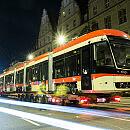 Nowy tramwaj na torach. Półroczne opóźnienie w dostawie Pesy Jazz Duo