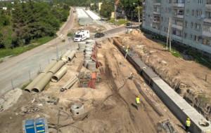 Pierwszy odcinek trasy tramwajowej na Stogi zostanie jednak otwarty jesienią