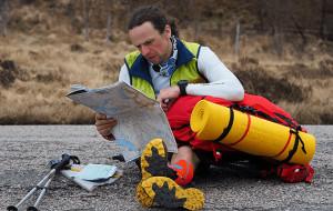 Przemysław Szapar chce samotnie pokonać 1000 km na Islandii