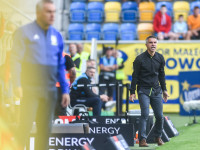 Niemiecki trener ocenia: Niewiele zespołów wywiezie ze stadionu Arki Gdyni 3 punkty