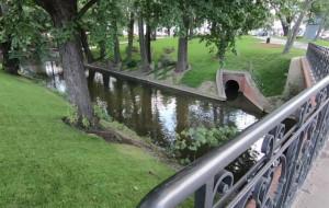 Odnowiony skwer w centrum Gdańska