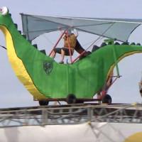 Gdynianie zwyciężyli w konkursie lotów