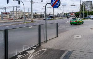 Gdynia: ułatwienia dla rowerzystów na ul. Morskiej