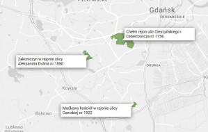 Gdańsk Chełm, Zakoniczyn i Maćkowy. Nowe plany miejscowe