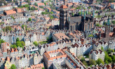 Gdańsk: 10 mln zł na rewitalizację ulic Głównego Miasta