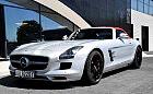 Mercedes SLS 63 AMG: biały kruk i inwestycja za 900 tys. zł