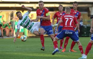 Raków Częstochowa - Lechia Gdańsk 2:1. Pierwsza ligowa przegrana w sezonie
