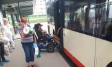 Kierowca nie chciał wpuścić niepełnosprawnego do autobusu