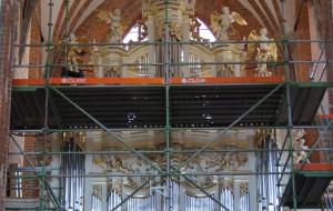 Organy w św. Janie zaczynają grać pierwszy raz od wojny