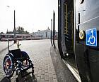 Szkolenia dla kierowców po incydencie z pasażerem na wózku