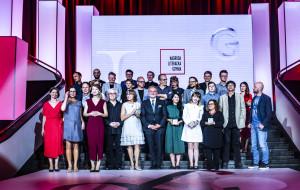 Cztery laureatki 14. Nagrody Literackiej Gdynia