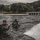 Bieg Morskiego Komandosa: 22 km w błocie z katorżniczymi torami przeszkód
