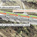 Gdynia: autobusy pojadą pod prąd, żeby ominąć korki