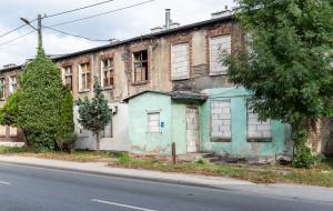 100-letnie domy na Oruni mają zostać wyburzone