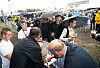 Amber Fest: deszcz nie zniechęcił fanów piwa