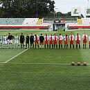 Niezwykły mecz na stadionie we Wrzeszczu