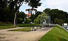 """15-metrowy napis """"Arka Gdynia"""" stanie na skwerze w Gdyni"""