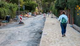Gdynia: mieszkańcy zaskoczeni efektem remontu ulicy Oficerskiej