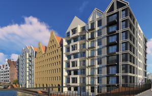 Marriott w Śródmieściu Gdańska w 2021 roku