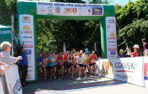 Dzielnicowe bieganie w Parku Oruńskim 15 września