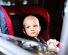 Auta na minuty a przewóz małych dzieci