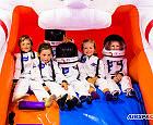 Już otwarty AirSpace - kosmiczny park zabaw w Gdyni