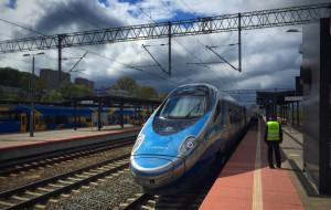 Pociąg do Warszawy rozpędzi się do 200 km/h