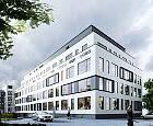Nowe biurowce we Wrzeszczu. Kolejna Officyna w budowie