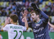 Lechia Gdańsk - Korona Kielce 2:0. Trzecie zwycięstwo z rzędu