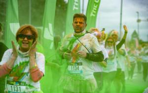 The Color Run. 2 tysiące osób w najradośniejszym biegu świata w Gdańsku