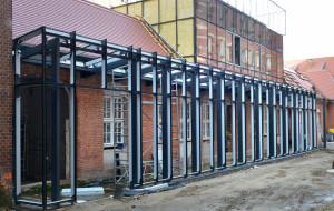 Dodatkowe 3 mln zł na przekształcenie budynku Hydromechaniki
