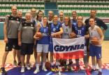 Botas SK - Arka Gdynia 72:88. Koszykarki bliżej awansu do Euroligi