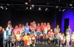 Rugbiści czytali i śpiewali dzieciom wiersze Tuwima i Brzechwy