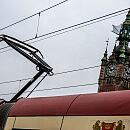 Naprawa sieci trakcyjnej w Gdańsku wraca do GAiT